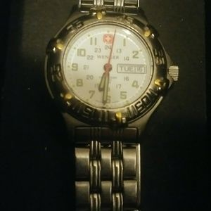 Wenger swiss army watch SMT